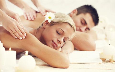masaje senses con vela rica en aceites esenciales