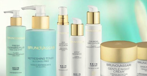 Tratamiento calmante para piel sensible skin confort de Bruno Vassari