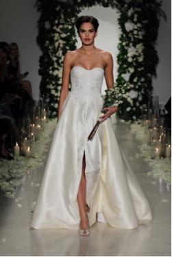 vestido de novia para silueta voluptuosa