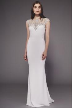 vestido de novia para mujeres con mucho busto