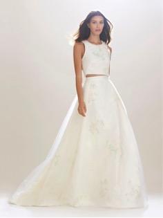 """vestido de novia para cuerpo en forma de """"x"""""""