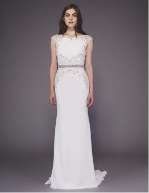 vestido de novia para mujeres altas