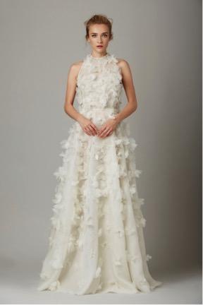 vestido de novia ivory o hueso